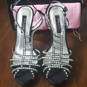 Nina Blinged Out Platforms!